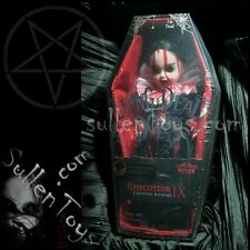 Living Dead Dolls Bathory Resurrection Series 9 Res Bloody Sealed LDD sullenToys