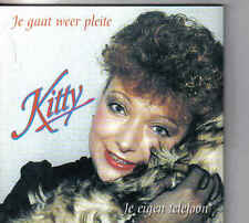 Kitty-Je Gaat Weer Pleite cd single