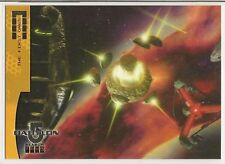 Babylon 5 Season 4 Trading Cards Fleet Of The First Ones Chase Card F1 FirstOnes