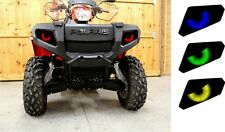 POLARIS HEADLIGHT DECALS STICKER ATV 4 SCRAMBLER SPORTSMAN 850 800 550 400 X2 13