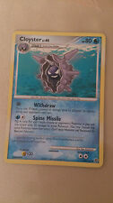 Cloyster Pokemon Card UNCOMMON [SECRET WONDERS]
