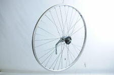 700c(622x19) RIM ALLOY COASTER BRAKE REAR HUB WHEEL,PEDAL BACK BRAKE HYBRID BIKE