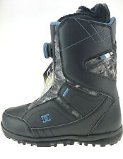 DC Shoes Search 17 Snowboard Soft Boots US 7 EU 38 Black / White / Black