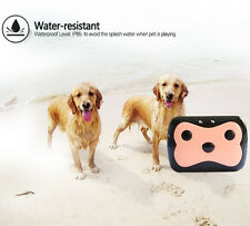 Personal Dog Collar Pet ID Locator GPS Tracker GSM Tracking Device Waterproof