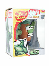 THE INCREDIBLE HULK - Green Hulk Mr Potato Head Figurine (PPW Toys) #NEW