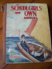 The Schoolgirls' Own Annual 1926 in acceptable condition
