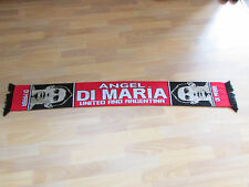 Angel Di Maria MANCHESTER United & Argentina Player FOOTBALL Scarf