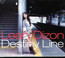 Leah Dizon - Destiny Line - Japan CD+DVD - J-POP Limited Edition
