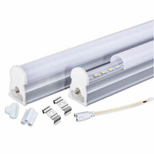1200mm (4ft) 20W T8 Tubo LED integrado, controlador aislados, Blanco Puro 6500k