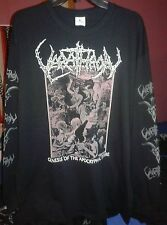 VARATHRON-SHIRT GENESIS OF APOCRYPHAL DESIRE (EXTRA WORD ADDED ON SHIRT TITLE )