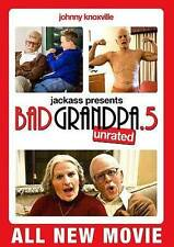 Jackass Presents: Bad Grandpa .5 DVD