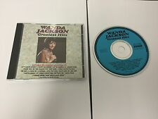Wanda Jackson Greatest Hits [Us Import] CD 1991