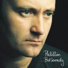 Phil Collins -  ....But Seriously         New cd  in seal