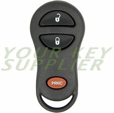 New Keyless Entry Remote Key Fob Transmitter Clicker for Select Dodge