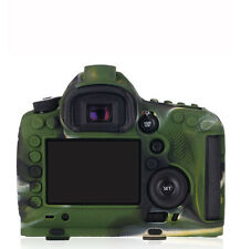 Silicone Armor Skin Case Camera Cover Protector Bag for Canon 5DIII 5D3 5Ds 5DSR