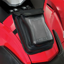 Can-Am Spyder RT Premium Double Tank Pouch by Hopnel (H41TPC-2BK)