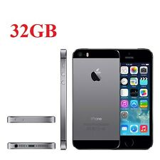 Apple iPhone 5s Desbloqueado Móvil Libre(Unlocked) Smartphone Gris Espacial 32GB