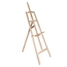 Durable Artist Wood Wooden Easel Art Stand Solid For Drawing Sketching Painting