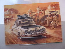 1963 Castrol Achievements Booklet Wakefield Oils with Michael Turner Drawings