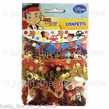 JAKE & THE NEVER LAND PIRATES Party Table Confetti