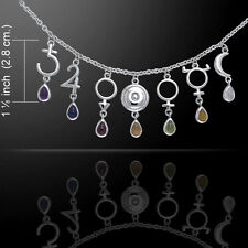 The Universe .925 Sterling Silver Necklace by Peter Stone