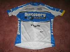 DISCOVERY CHANNEL TREK NIKE ITALIAN CYCLING JERSEY [L]