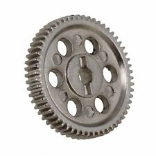 03004 Silver Steel Metal 58 Teeth 58T Differential Main Gear for HSP RC 1:10 Car