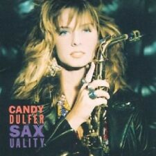 CANDY DULFER -SAXUALITY/INCL.LILI WAS HERE-CD INTERNATIONAL POP/SMOOTH JAZZ NEU