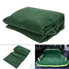 SUV Inflatable Mattress Air Bed Travel Car Back Seat Camping With Air Pump