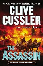 The Assassin  by Clive Cussler (signed/first)
