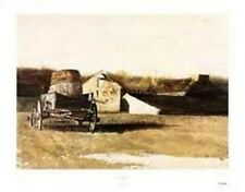 "Andrew Wyeth    ""Cider Barrell""   MAKE OFFER"