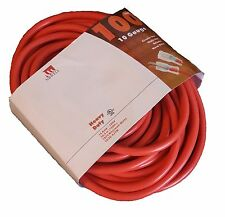 100 Ft 10 Gauge Extension Cord Lit Ends Contractor Grade Heavy Duty 10/3