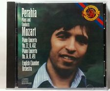 Perahia Plays and Conducts Mozart (cd3138)