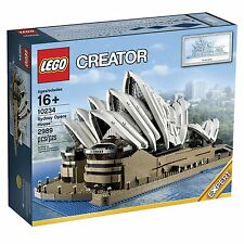 LEGO Creator Expert Sydney Opera House #10234 Brand New Sealed (ship fr Canada)