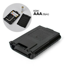 Battery Case Box  6X AAA for BAOFENG UV-5R 5RA 5RB 5RC 5RD 5RE+