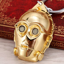 Star Wars Gold Robot C-3PO Key Chain