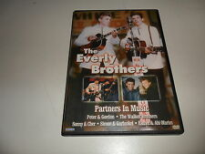 DVD   Partners in Music  DVD ~ The Everly Brothers