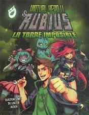 """VIRTUAL HERO II """"LA TORRE IMPOSIBLE"""", BY EL RUBIUS, EN ESPAÑOL"""