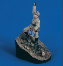 Verlinden1/35 VP 2433 Für Mütterchen Russland , Russischer Soldat mit Gefallenem