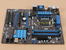 MSI MS-7758 Z77A-G43 Motherboard skt 1155 DDR3 Intel Z77