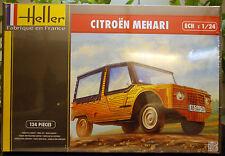 1968 Citroen Mehari, 1:24, Heller 80760, neu neu 2016 neu komplett neu