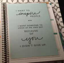 Inspiration Quote Two-Sided Dashboard for use with Erin Condren Life Planner