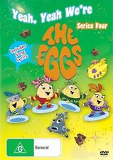 The Eggs : Series 4 (DVD, 2009)