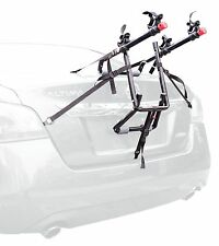 Allen Sports Deluxe 2 Bike Trunk Mount Bicycle Rack, for Car, SUV, Van -- New