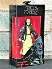 "OBI WAN KENOBI Star Wars Black Series 6"" Inch Action Figure EP IV A New Hope"
