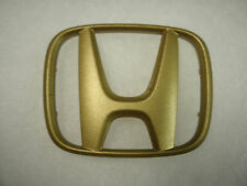 Honda CRV/CR-V Driver/Steering Airbag Golden Emblem/Badge/Icon 07-08-09-10-11
