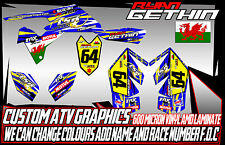 SUZUKI LTR LTZ 400/450 GRAPHICS DECALS ATV QUAD