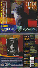 Neil Zaza - Clyde The Cat +2, Japan CD +obi, Andy Timmons,Neil Schon,Steve Morse