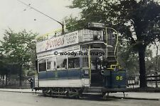 a0323 - Bristol Tram 95 to Tramways Centre - photograph
