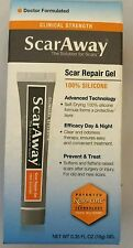 ScarAway Scar Repair Gel 100% Silicone 0.35 oz  New USA FREE SHIP!!!!